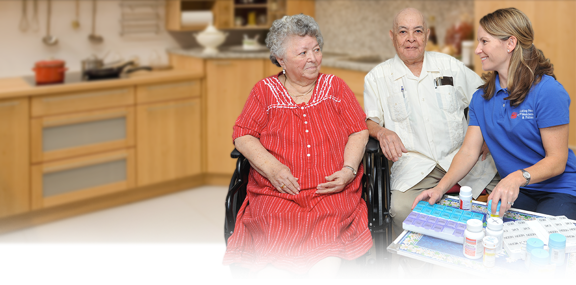 It's important for VNS to preserve the independence of our patients.