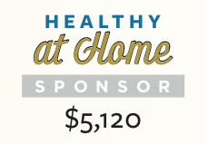 Healthy at Home Sponsor
